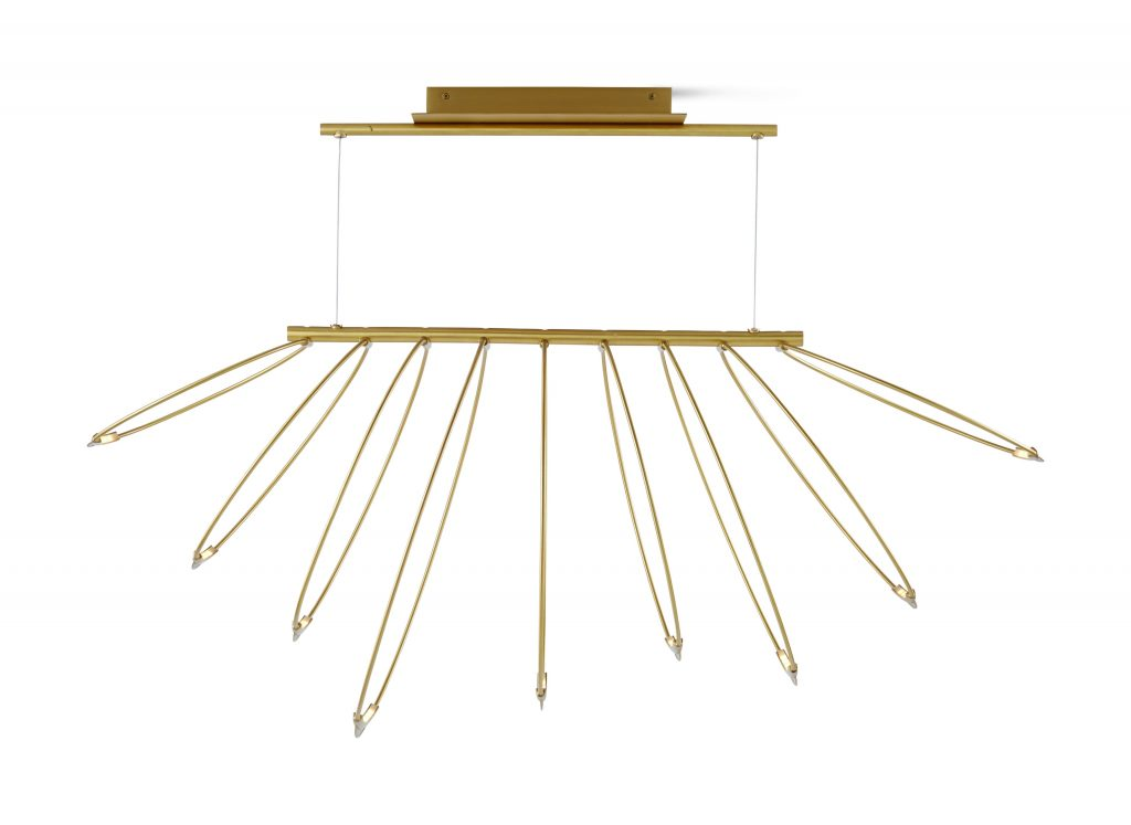 Elish Warlop Rings Chandelier for DWR