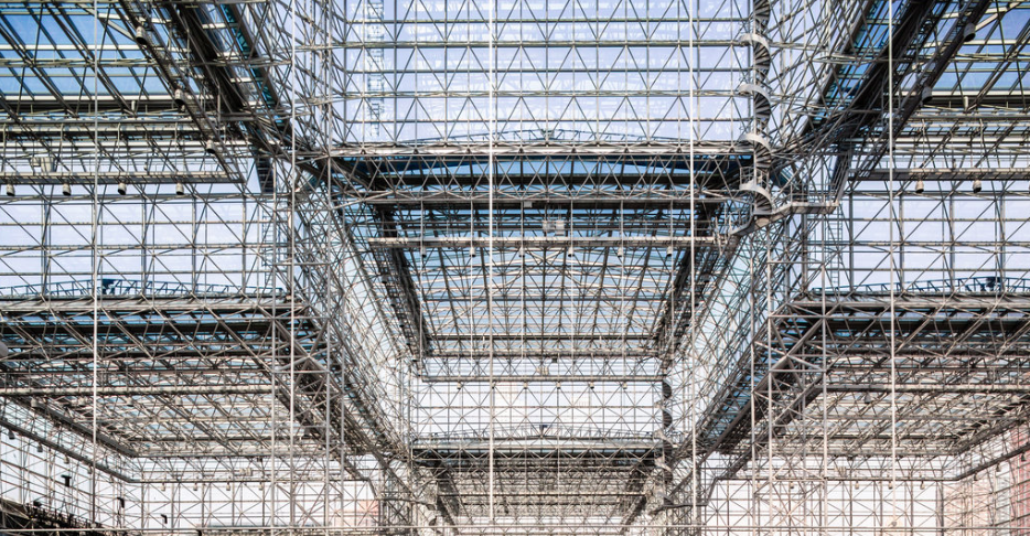 Javits Center by Pei Cobb Freed & Partners